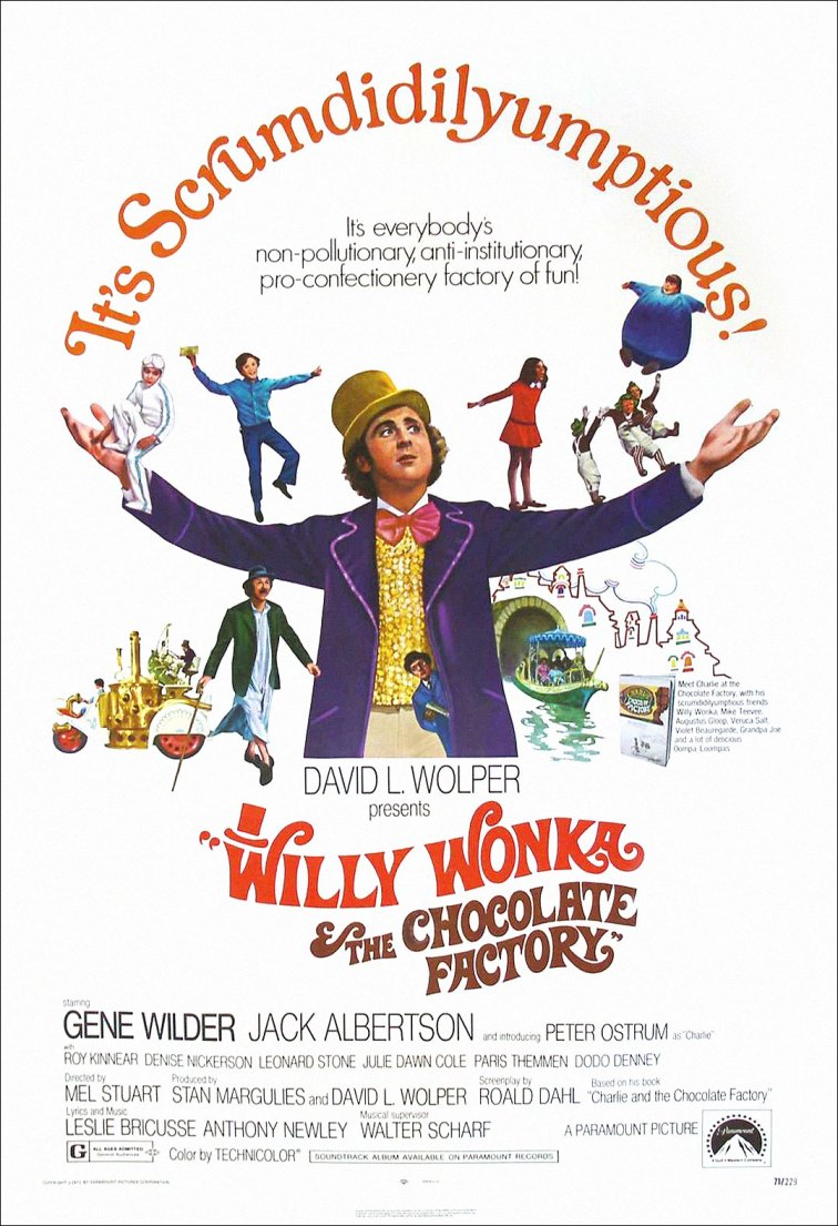 The Original Wonka!