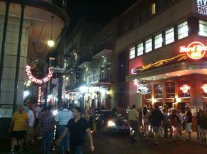 French Quarter, Hard Rock Cafe